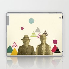 Childhood Sweethearts Laptop & iPad Skin