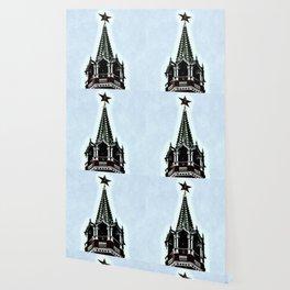 Kremlin Chimes-dramatic Wallpaper