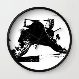 Doc Martins Wall Clock