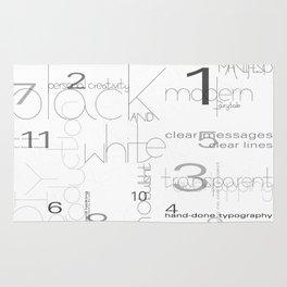 Manifesto Design Rug