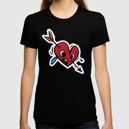 """""""Funny heart"""" / Sixth T-shirt"""