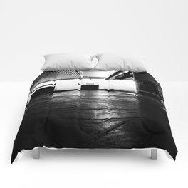 Warning Comforters