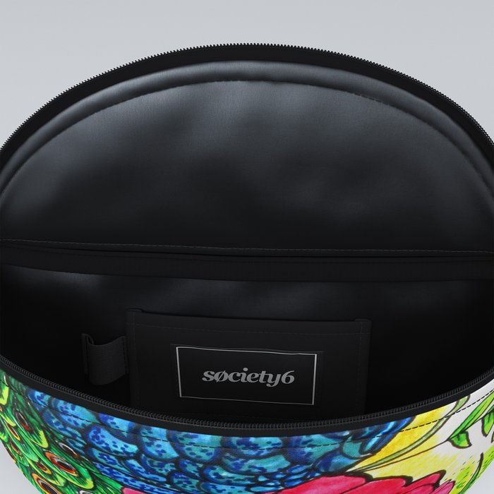 Peacock Fanny Pack