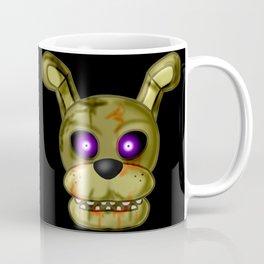 FNAF Springtrap Coffee Mug