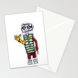 Nerdcore Tomato Eater Stationery Cards