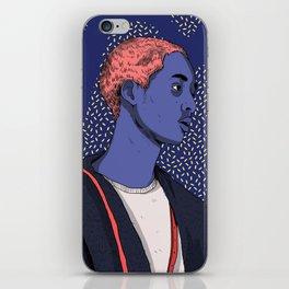 Jaden Smith iPhone Skin