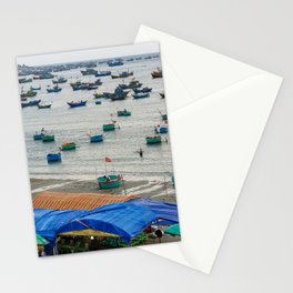 Muine Fishing Village Stationery Cards