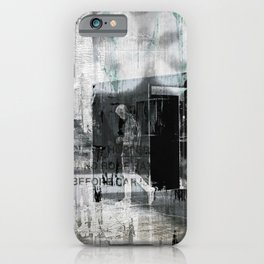 DARK TO LIGHT iPhone Case