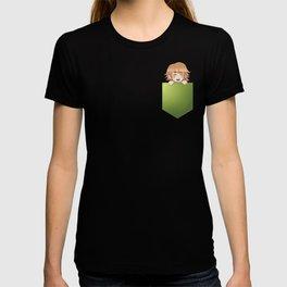 Pocket Chihiro Fujisaki - Danganronpa T-shirt
