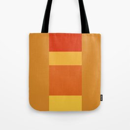 Tequila Sunrise No. 3 Tote Bag