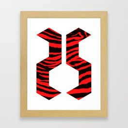 Tiger25 Framed Art Print