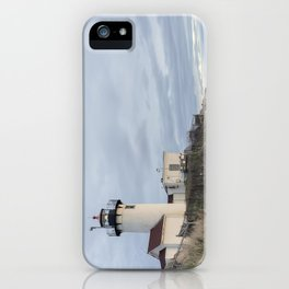 Eastern Point Lighthouse iPhone Case