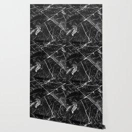 Black Granite Tiles Wallpaper