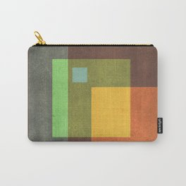 Abstract Colorful Windows Carry-All Pouch