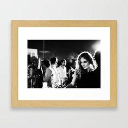 Girl3 Framed Art Print