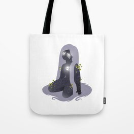 Space Girl 11 Tote Bag