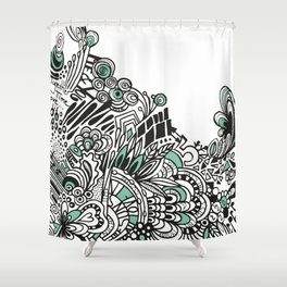 Together... Shower Curtain
