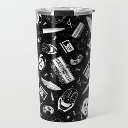 Welcome to Haddonfield! Travel Mug