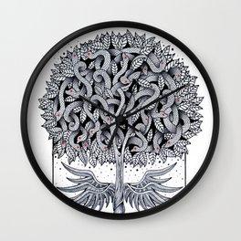 Tree of Death Wall Clock