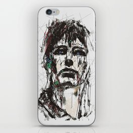 Staggered iPhone Skin