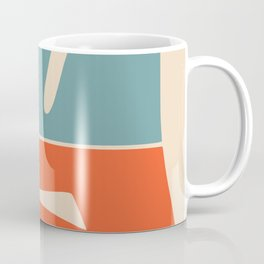 Amoeba minimal abstract Coffee Mug