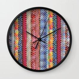 Bohemian Lace Wall Clock