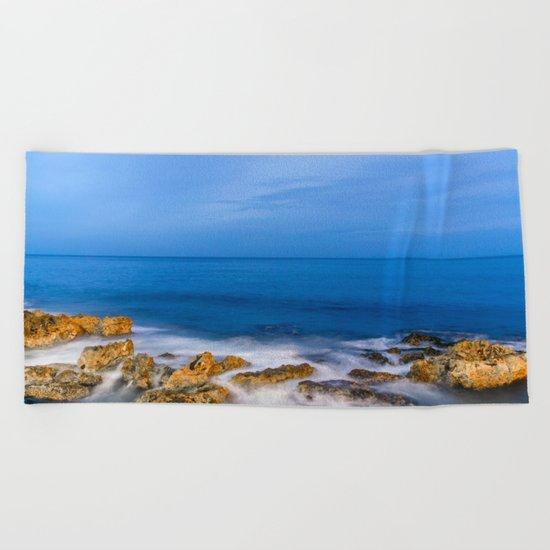 As Far as the Eye Can See Beach Towel