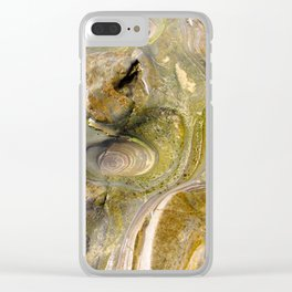 Colors of the Cove III Clear iPhone Case