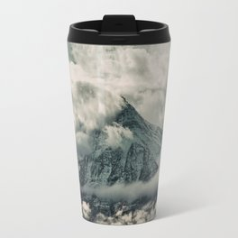 Cloud Mountain in the Canadian Wilderness Travel Mug