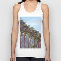 palms Tank Tops featuring palms by melissamartin