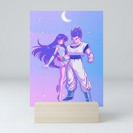 Fighters 2 Mini Art Print