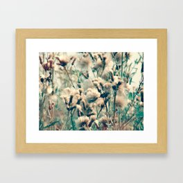 Swedish Spring Bloom Framed Art Print