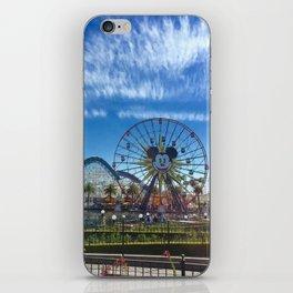 California Adventure: Mickey's Fun Wheel iPhone Skin