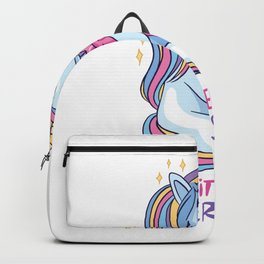 Unicorn School award Backpack