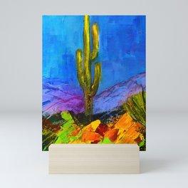 Desert Giant Mini Art Print