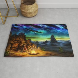 The Astral Ritual Rug