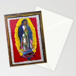 Virgen by Numbers Stationery Cards