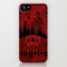 il•log•i•cal iPhone Case