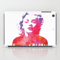 marilyn iPad Cases featuring Marilyn by Fimbis