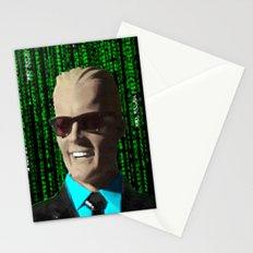 max meets matrix Stationery Cards