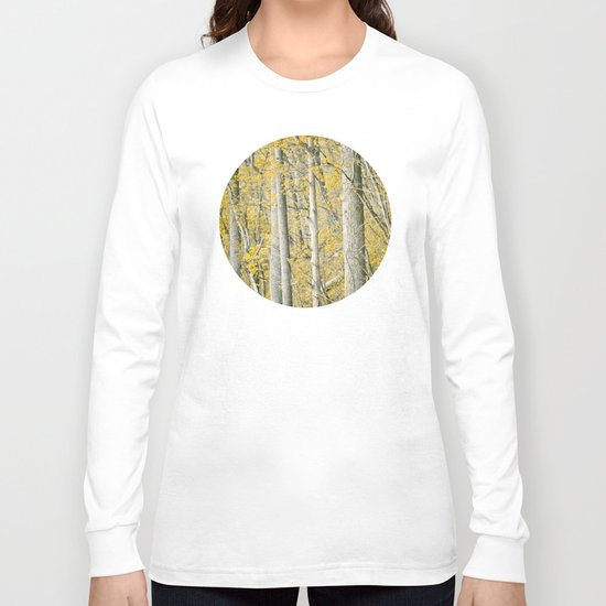 Amber Forest Long Sleeve T-shirt
