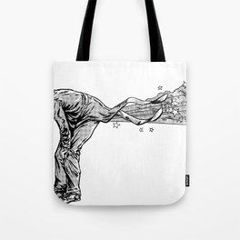The Extravagant Flatulator Tote Bag