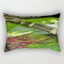 Fresh Vegetables Rectangular Pillow