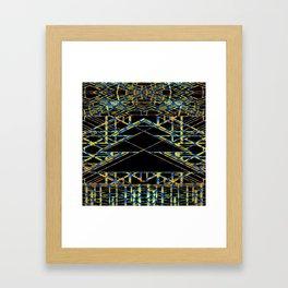 Giza by Kenny Rego Framed Art Print