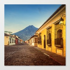 Antigua - Guatemala Canvas Print
