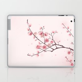 Oriental cheery blossom in spring 006 Laptop & iPad Skin