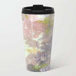 Coral Reef Metal Travel Mug