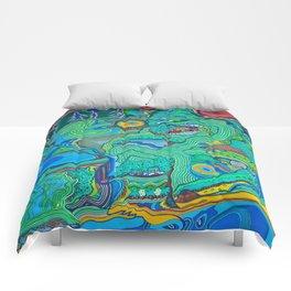 Chiapas Comforters