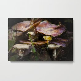 Autumn Life Metal Print