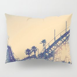 Coast Into The Sun Pillow Sham